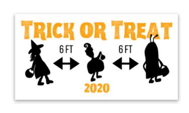Halloween 2020 Sticker