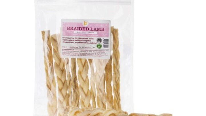 Braided Lamb (100g)