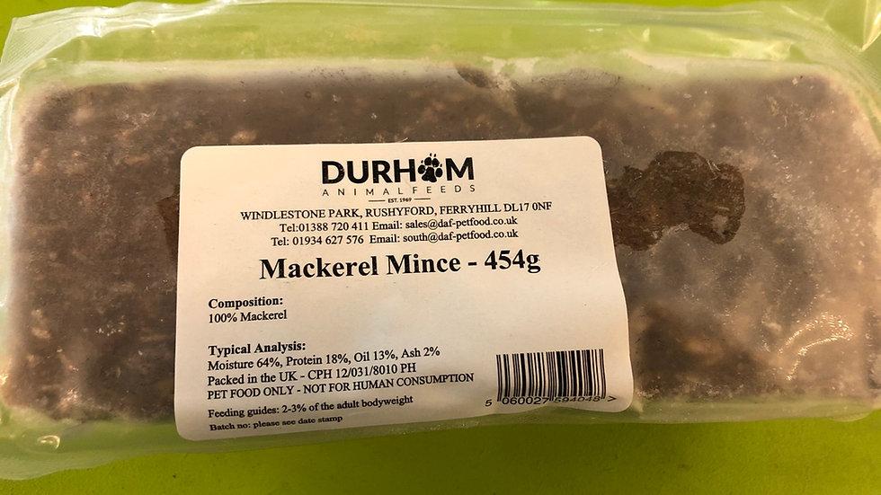 Mackerel mince (454g)