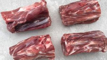 Raw meaty lamb bones (3pcs)