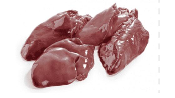 Liver chunks (1kg)
