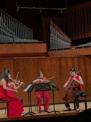 Unison Quartet at the JSQ Seminar