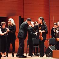 The Juilliard School Axiom with Steve Reich