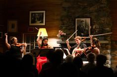 Ginastera Quartet No.2 at Kneisel Hall