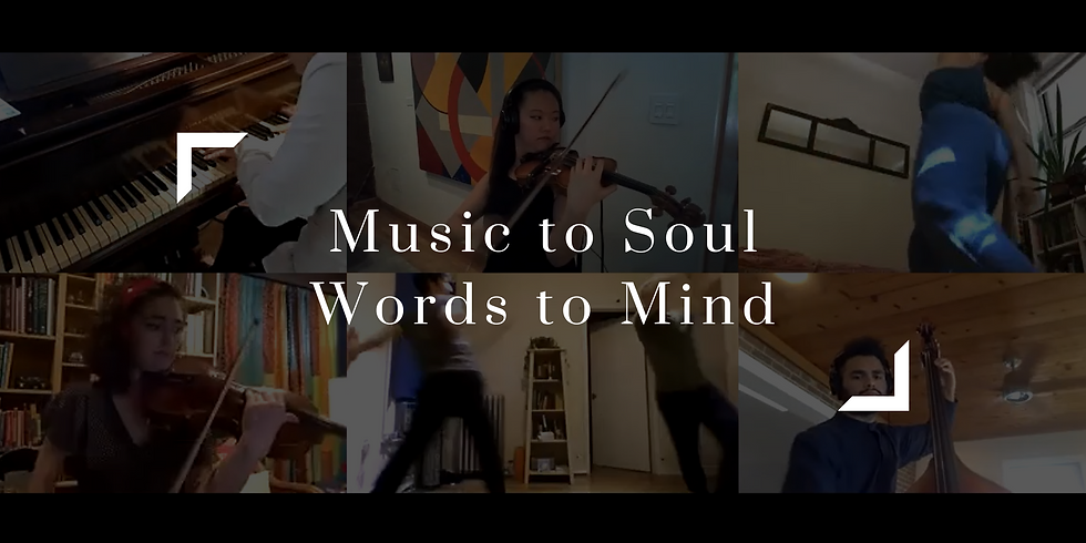 Music to Soul, Words to Mind