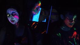 UV Paint Recording