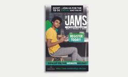 Jams Fall Poster