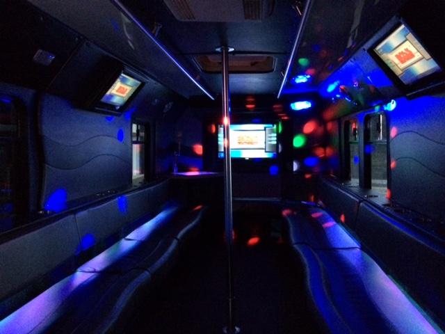 24 capacity interior