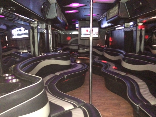 36 capacity interior