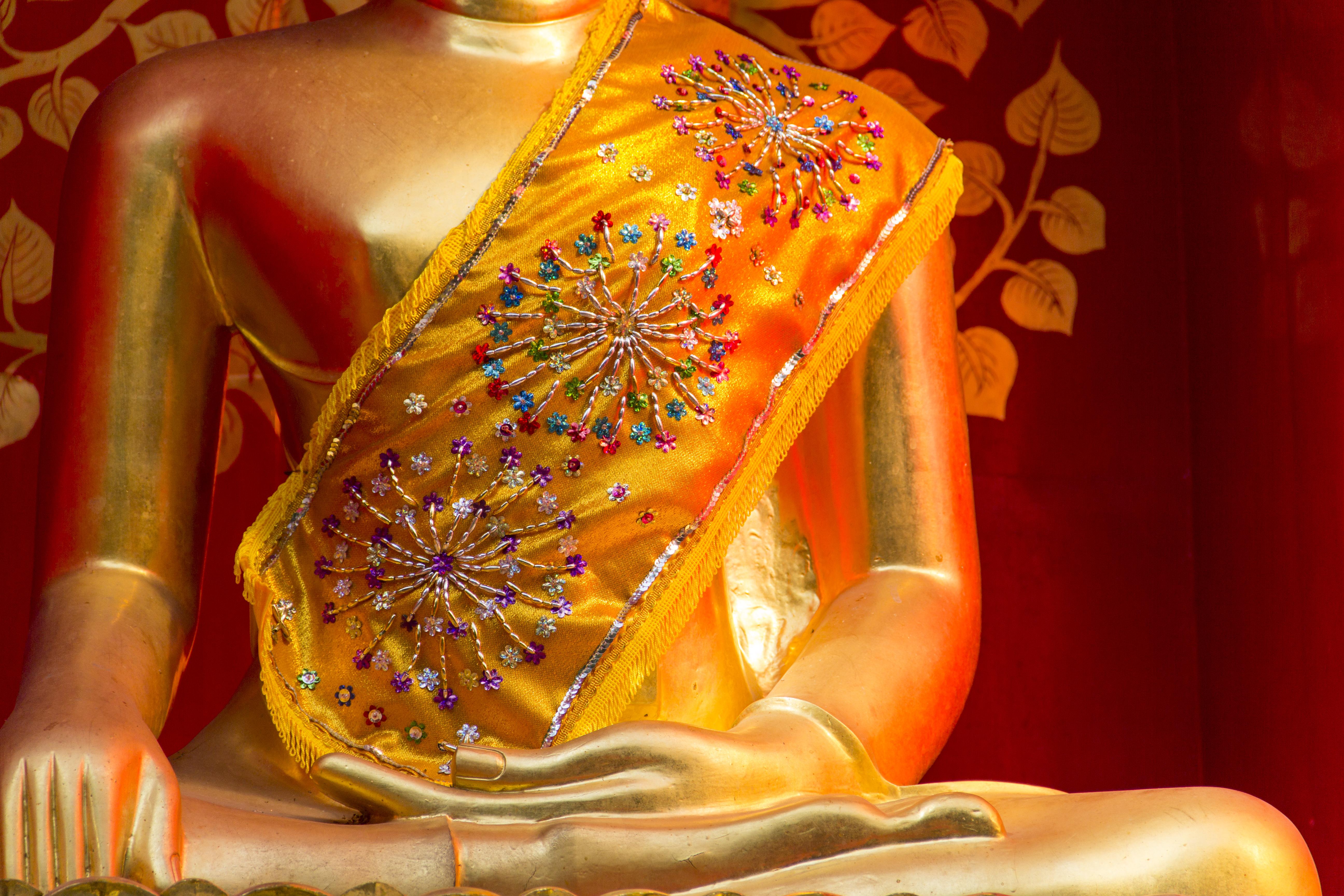 Festive Budha