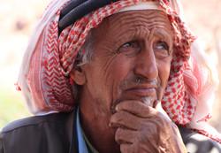 Beduoin elder.