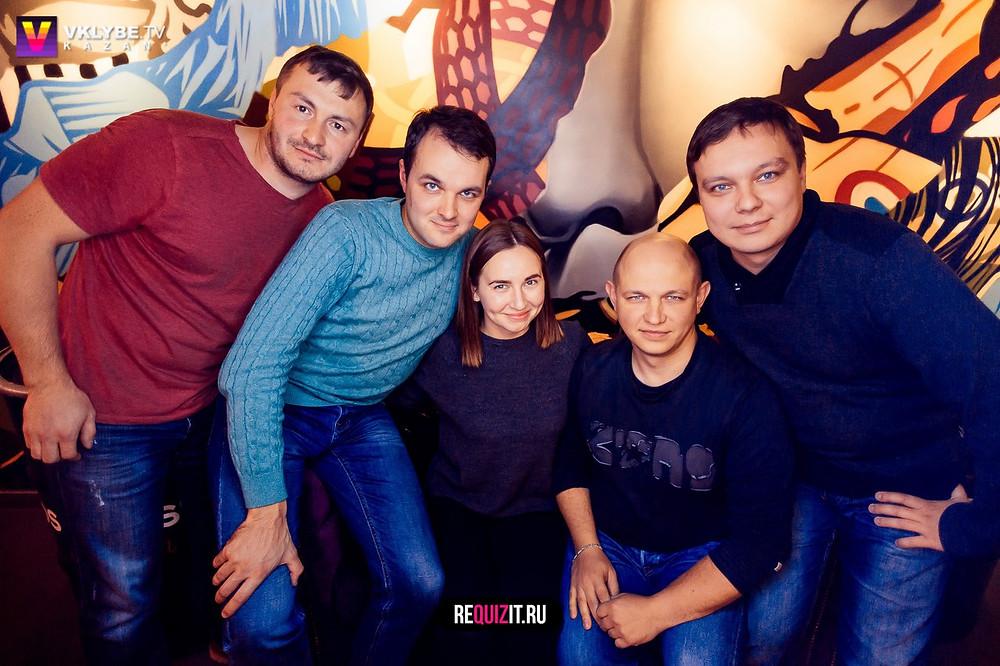 Что делать ночью в Казани