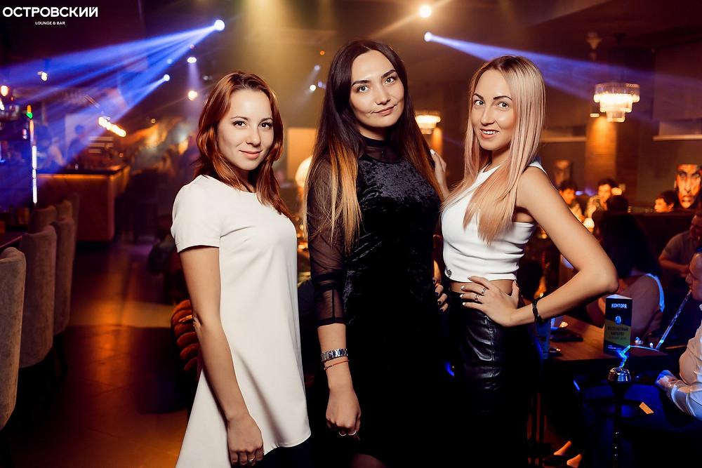 Куда пойти в пятницу с друзьями в Казани