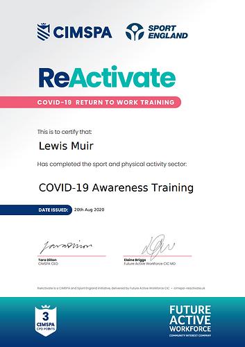 covid-19-awareness-training Lewis Muir.P