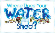 Where does your water shed logo