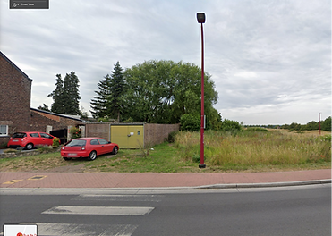 Terrain rue de Dour 126 à 7300 Boussu -