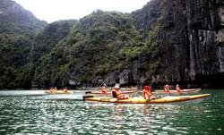 Halong Bay Emerald Water (1)