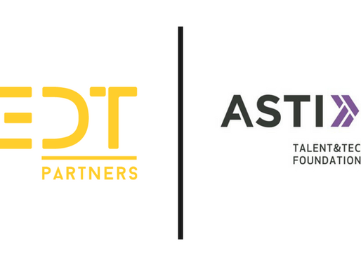 EDT Partners and the ASTI Foundation Partner on STEM Education