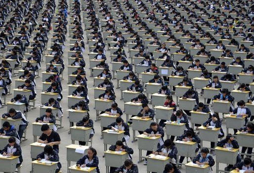 Gaokao: an update with the latest changes