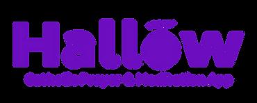 Hallow HD Logo vPurple.png