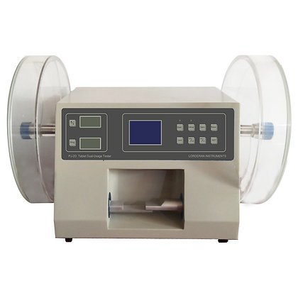 Tablet Hardness &  Friability Tester PJ-2D