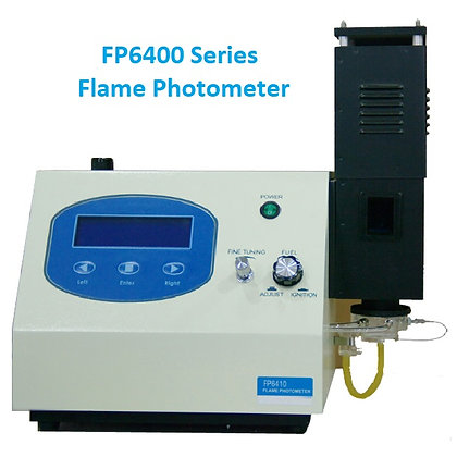 Flame Photometer FP6400 Series