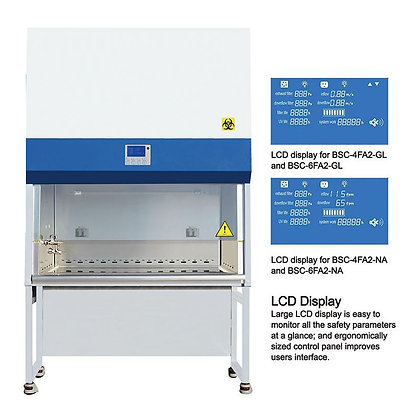 NSF Biological Safety Cabinet