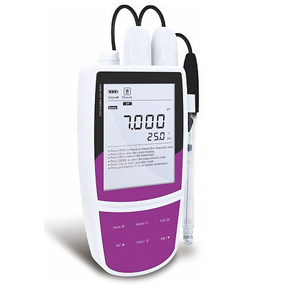 Portable pH/Ion Meter PI-320
