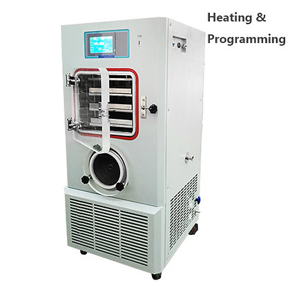 Silicon Oil Heating Freeze Dryer LGJ-F Series