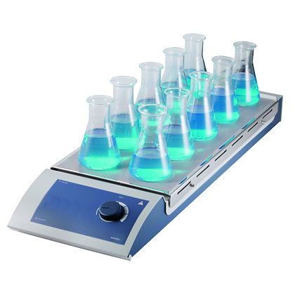 10-channel Analog Magnetic Stirrer MS-M-S10