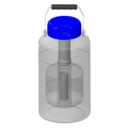 Portable Series LN2 tank