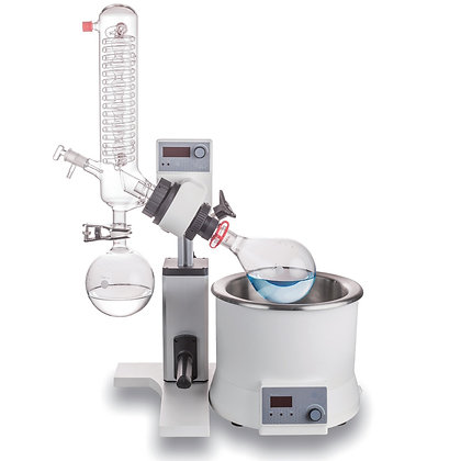 LED Digital Rotary Evaporator RE100-S