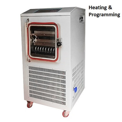 Electric Heating Freeze Dryer LGJ-FD Series