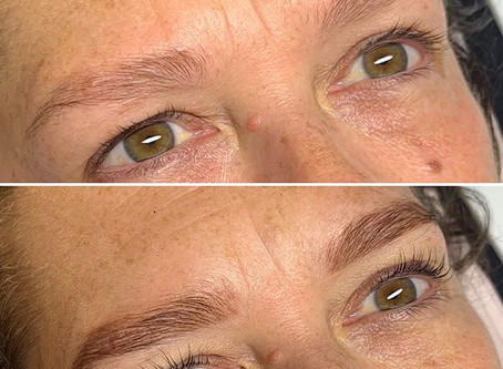 What is Brow Henna?