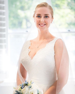 My Glowing Bride Emily! Hair and Makeup