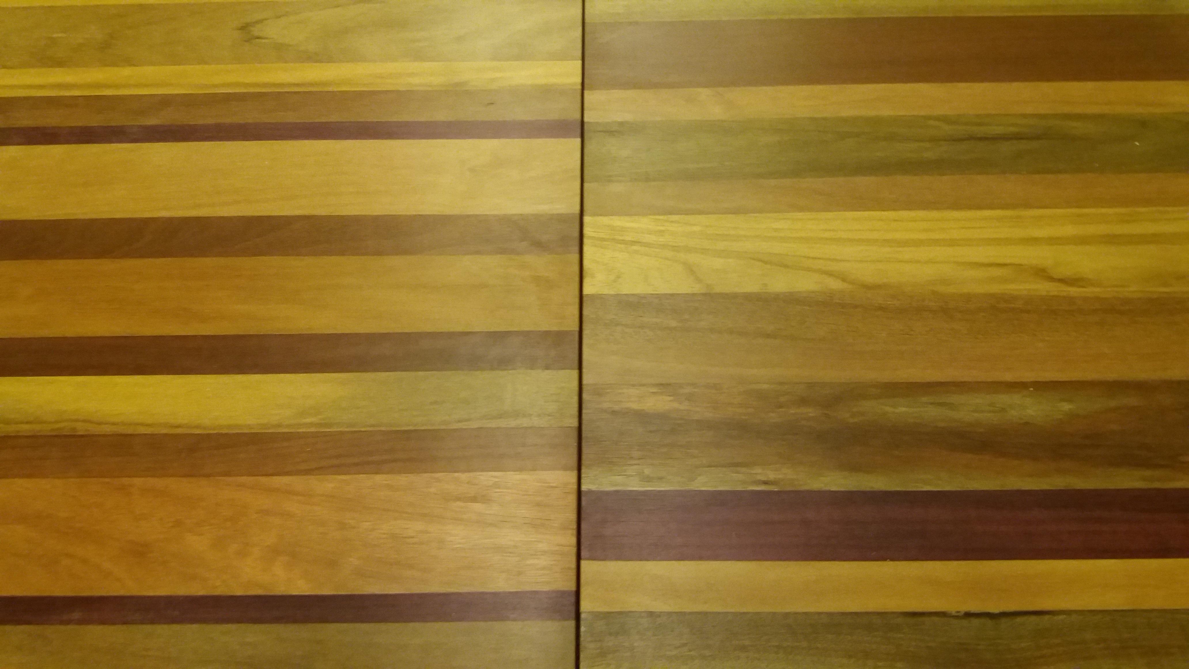 Diferentes tipos de madeiras