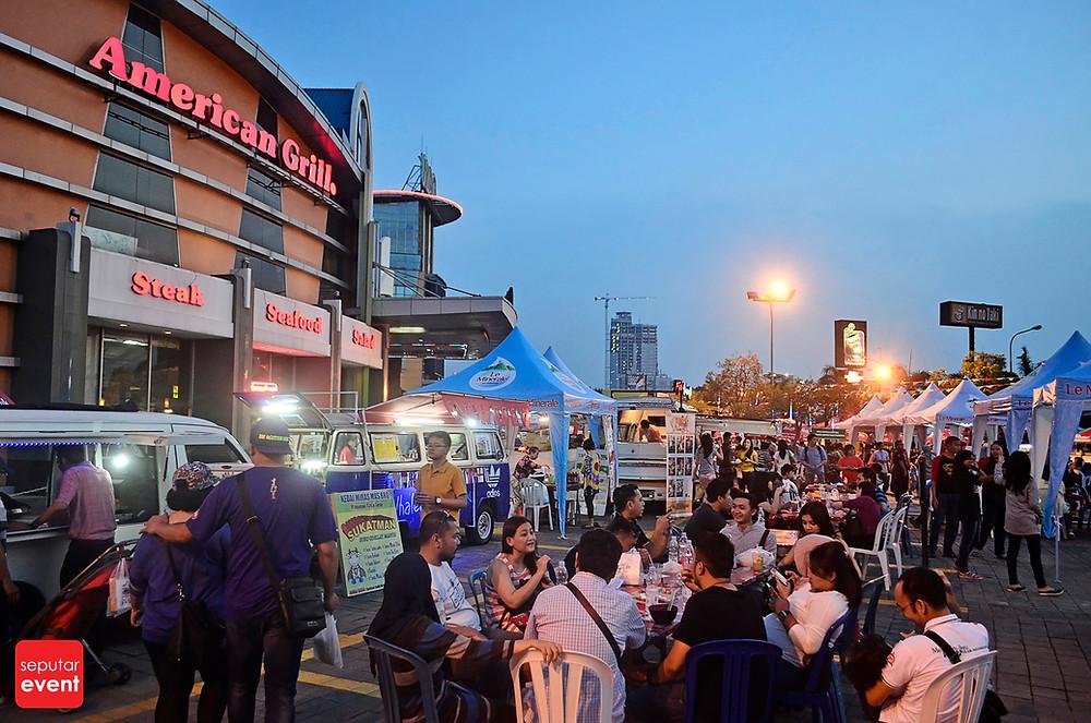 Suasana Event OMBI di Balai Kartini Jakarta