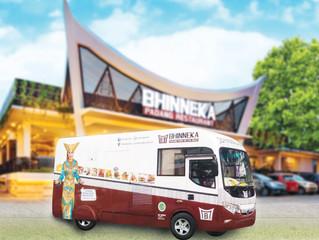Bhinneka Food Truck, Padang Food On The Road