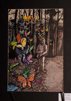 No More Butterflies