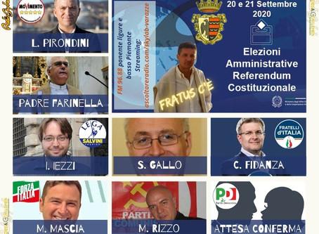 Questa sera dalle 19. 00 a L&G si parla di elezioni e referendum