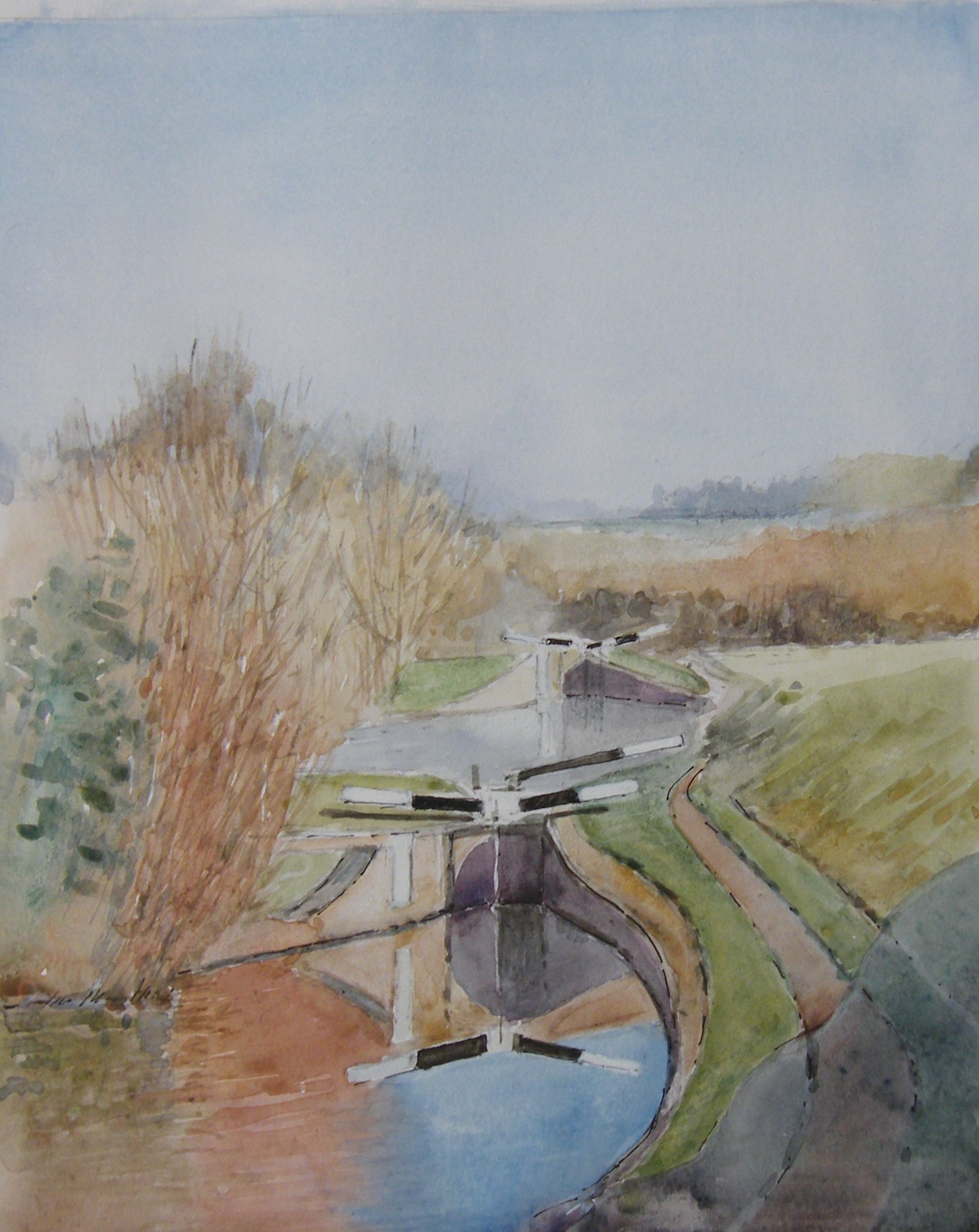 Worcester Birmingham Canal_StephenBroadb