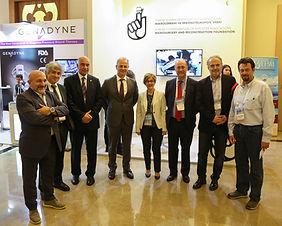 Vakfımızın Ana Sponsorluğunu üstlendiği, 13. Avrupa Mikrocerrahi Kongresi, 21-24 Nisan 2016 tarihleri arasında Antalya Royal Holiday Palace'de gerçekleştirildi.