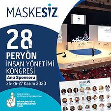 TISK Mikrocerrahi ve Rekonstrüksiyon Vakfı 28. Peryön İnsan Yönetimi Kongresi Ana Sponsoru oldu.