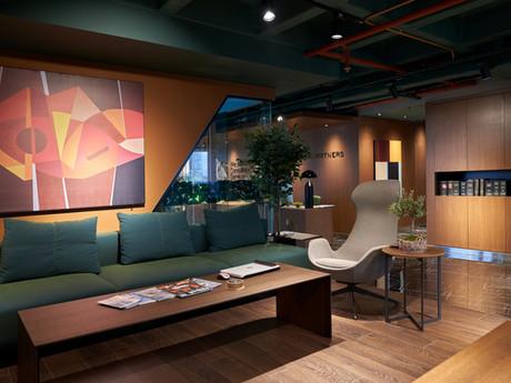 NTN Partners Ofis Lounge Alanıü