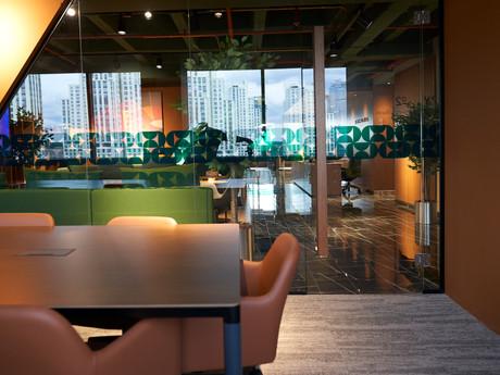 NTN Partners Ofis Toplantı Odası