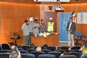 """Vakfımız tarafından, Türkiye Kimya Petrol Lastik ve Plastik Sanayii İşverenleri Sendikası (KİPLAS)'da """"İş Kazalarında Acil Müdahale ve Bilinçlendirme"""" Etkinliği 19 Kasım 2019 tarihinde gerçekleştirildi."""