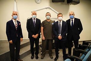 TİSK Mikrocerrahi Vakfı Sağlık Bakanlığı Medeniyet Üniversitesi Göztepe Eğitim ve Araştırma Hastanesi'ne mikrocerrahi uygulamalarında kullanılan, SPY Floresans Görüntüleme  Cihazı bağışladı.