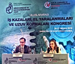 Uluslararası İş Kazaları ve Uzuv Kopmaları Kongresi