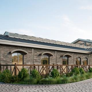 Equestrian Center  / Farm
