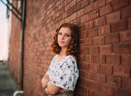 Bella's Senior Session